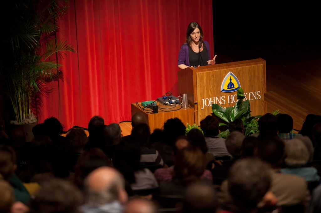 Rebecca Skloot keynote address