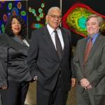 Harriet Washington (keynote speaker), Lawrence Lacks and Dr. Daniel Ford