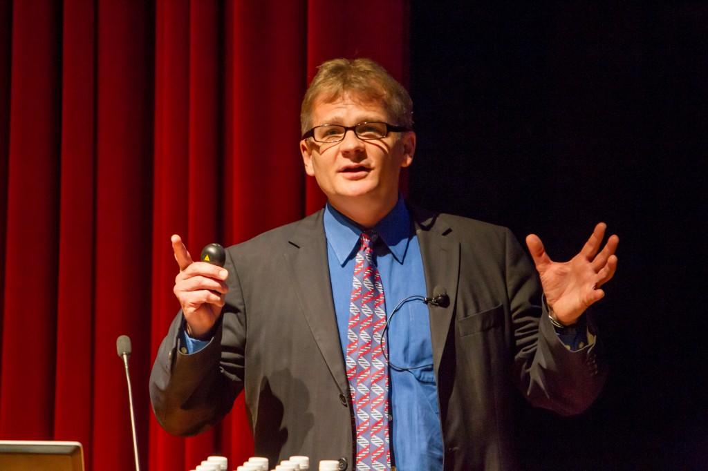 David Ewing Duncan keynote address