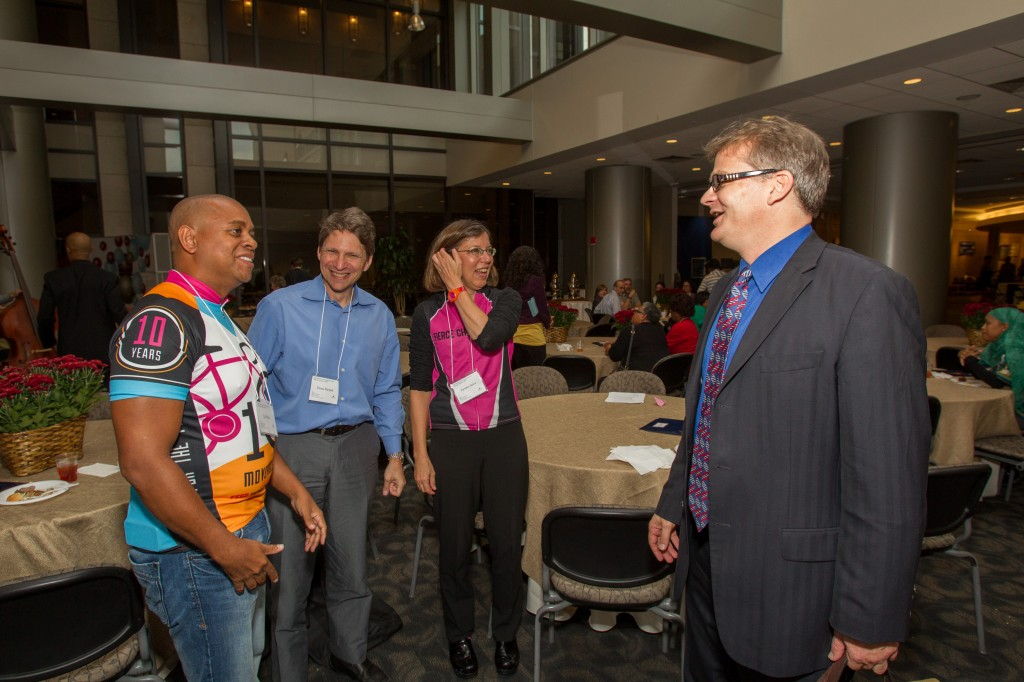 David Ewing Duncan and Urban Health Institute honorees