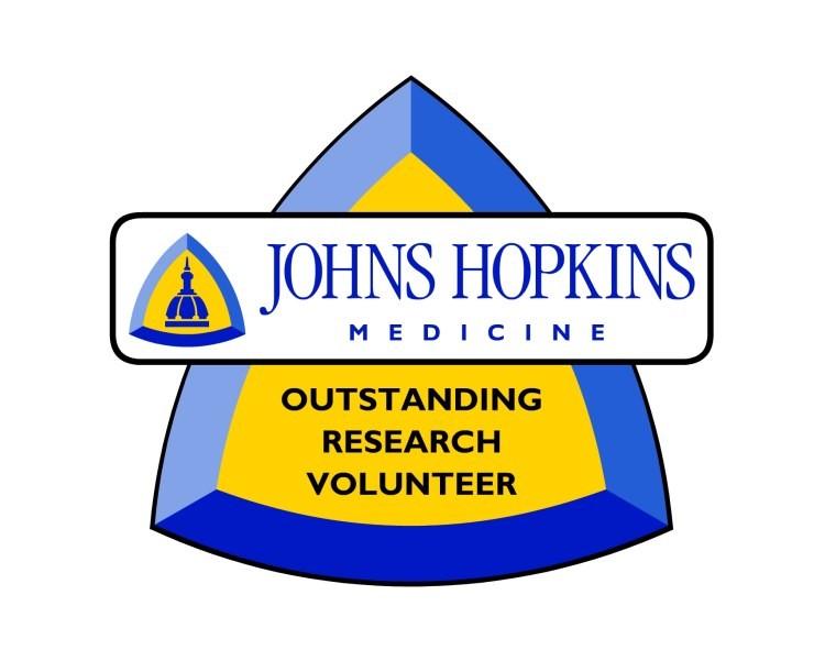 Research Volunteer Pin