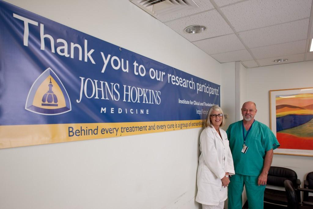 research participant appreciation banner