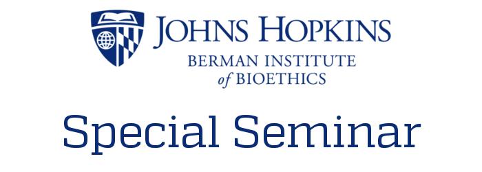 Bioethic Special Seminar