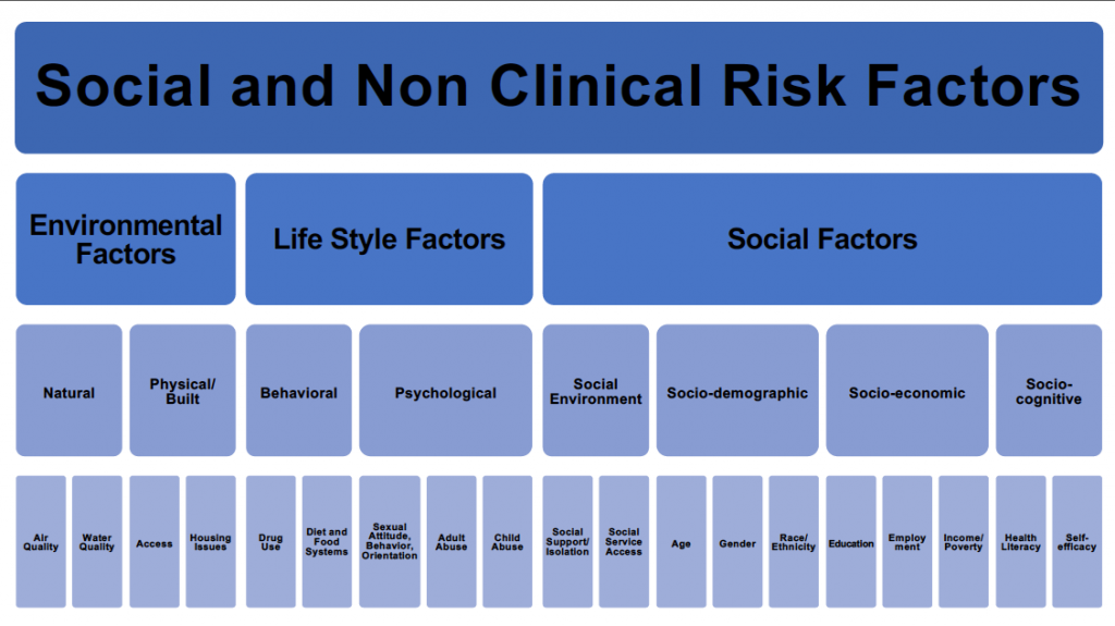 Social and Non Clinical Risk Factors